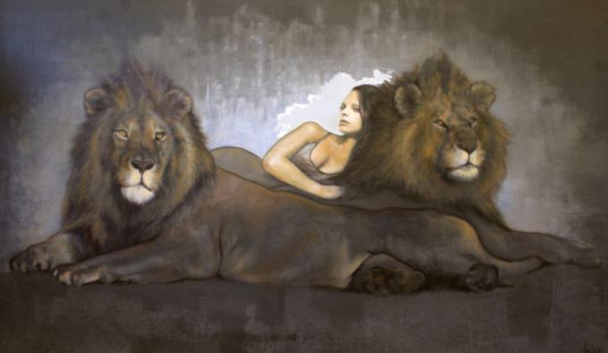 lavova žena zodijak znak