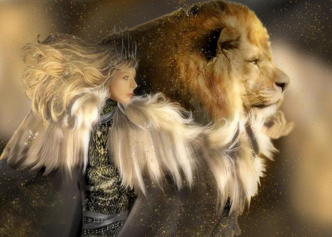 lav zodijak znak žena
