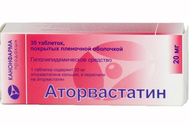 atorvastatinův návod k použití