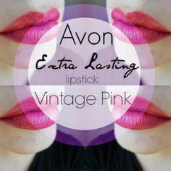 Vintage roza avon lady šminka pregledi