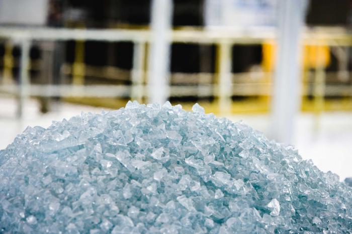 приложение на водно стъкло