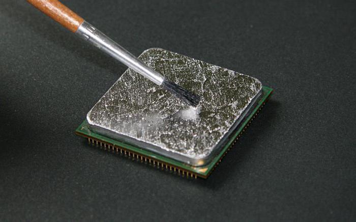 Metallo liquido grasso termico