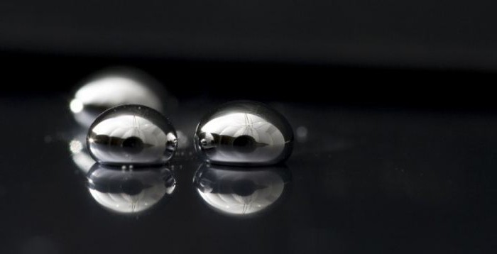 Proprietà dei metalli liquidi