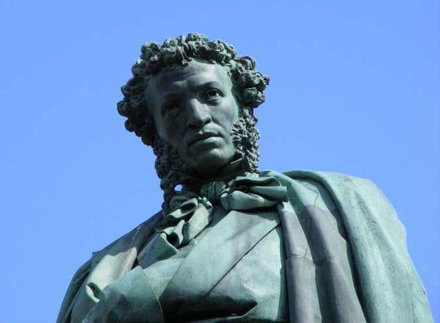 прича о стварању песме Пушкинов споменик