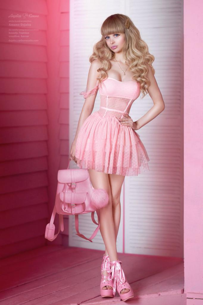 Barbie Girl in Barbie World