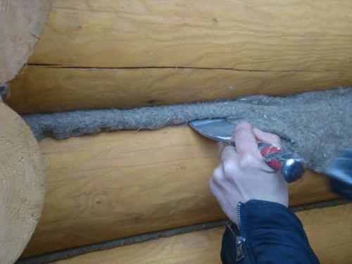 Izolacija drvene kuće