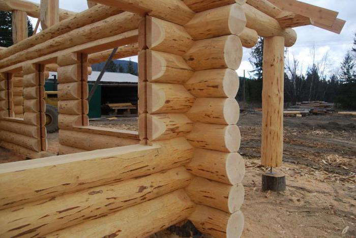 Fotografije drvenih kuća