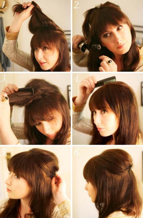 за дугу косу