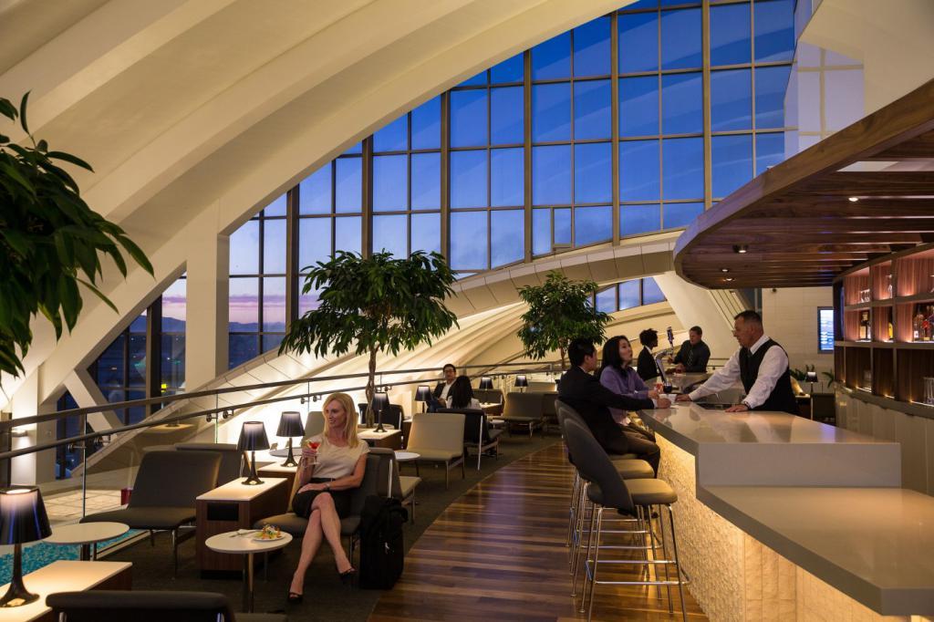 Los Angeles Airport recenze