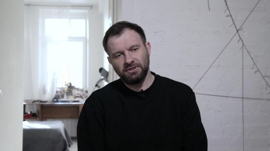 Giornalista Andrei Loshak