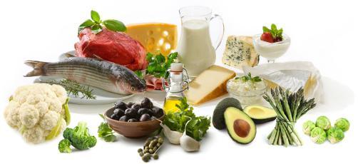 седмична диета с ниско съдържание на въглехидрати