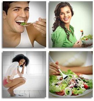 диета с ниско съдържание на въглехидрати за месец