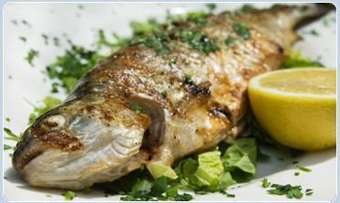 tipi di pesce magri