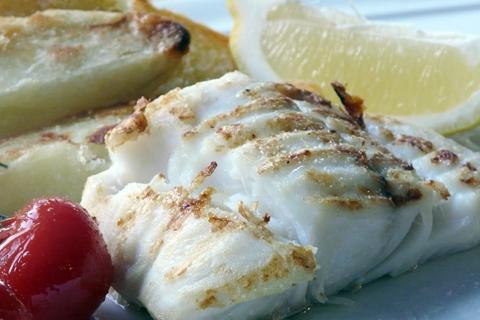 pesce di mare magro