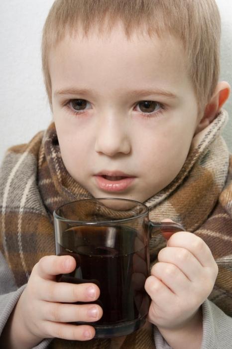 il bambino ha la febbre bassa