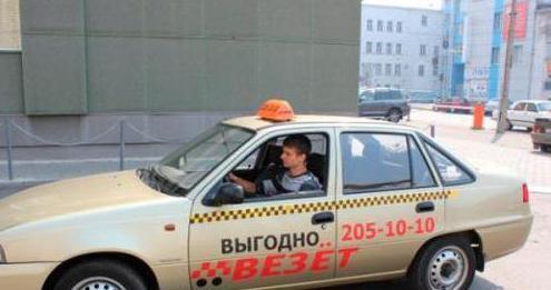 taxi recensioni di driver fortunati