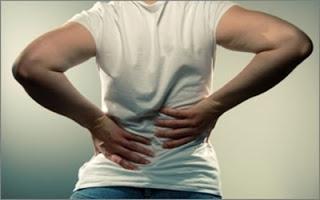 spostamento del disco vertebrale