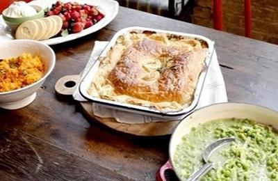 Jamie Oliver obiad przez 30 minut