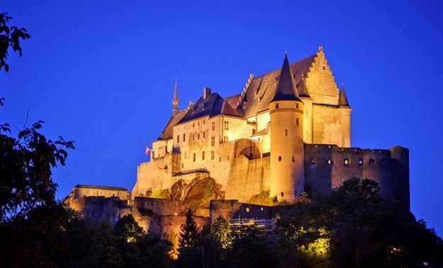 monumenti di lussemburgo