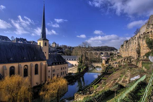 Capitale del Lussemburgo