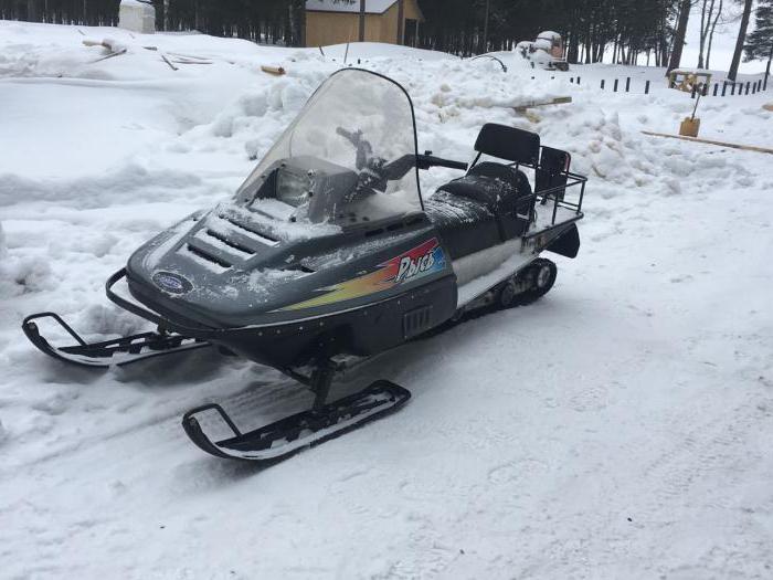 specifikacije za snowmobile lynx 440