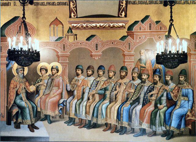 Lyubechsky kongres knezova