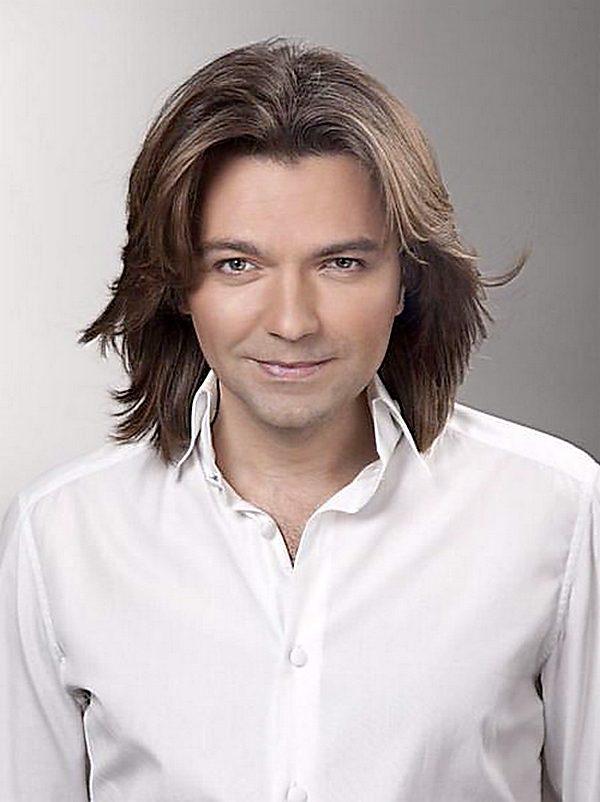 Син, музичар и композитор Дмитриј Маликов