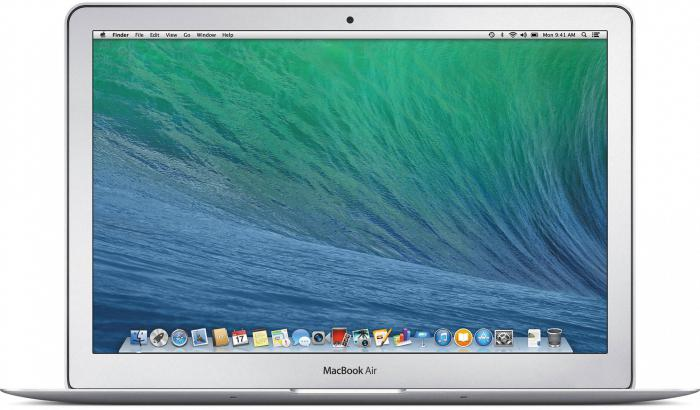 Foto del MacBook