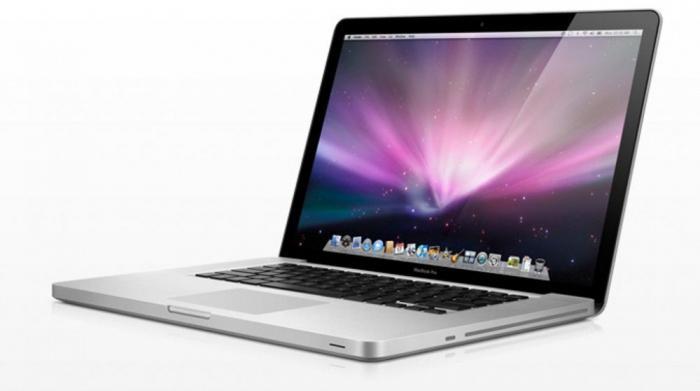 Schermo del MacBook