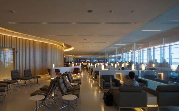 Lounge dell'aeroporto