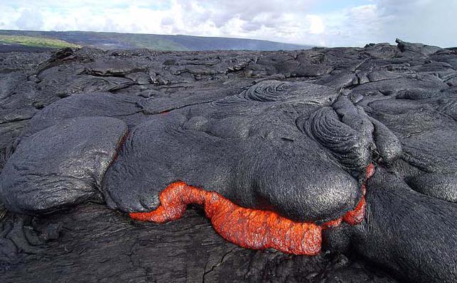 magmatske izlivene stijene