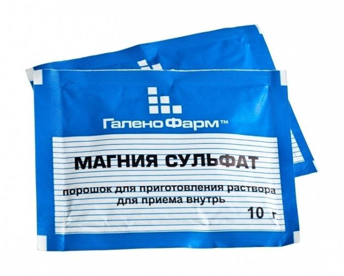 magnezij sulfat