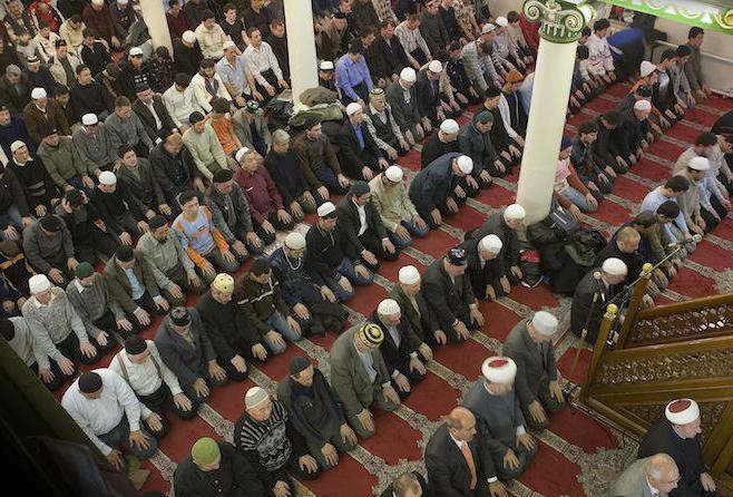 Мюсюлмански празник ураза байрам