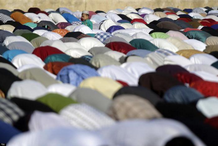 най-важните празници на мюсюлманите