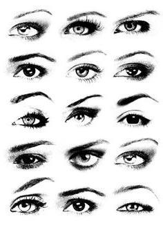 облик и боја ока