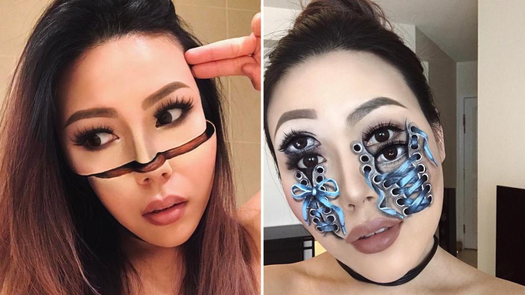 Praca makijażu
