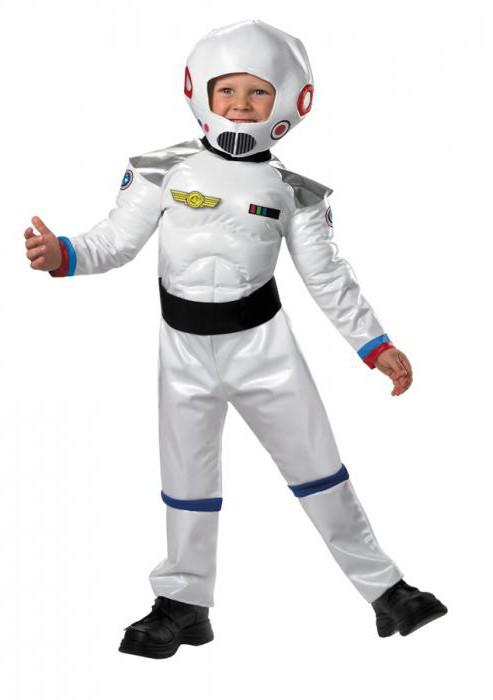 космонаутски костим за децу