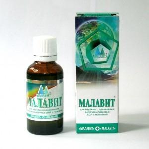 Инструкции за употреба на разтвор на Malavit