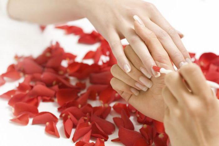 rodzaje projektów manicure