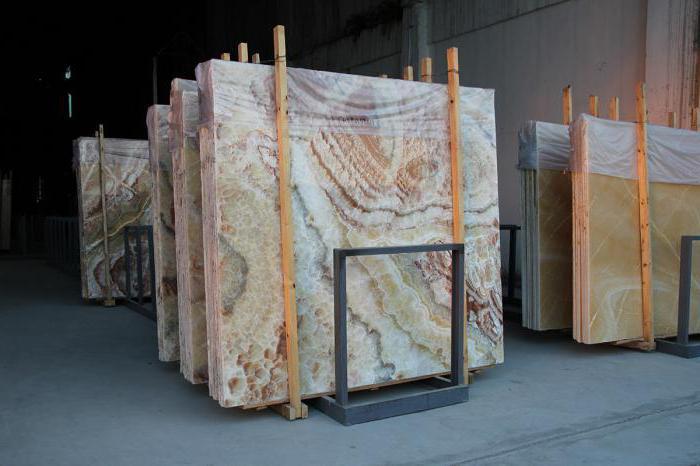 proprietà fisiche del marmo