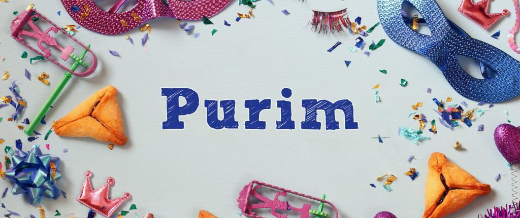 Wesołych Purim