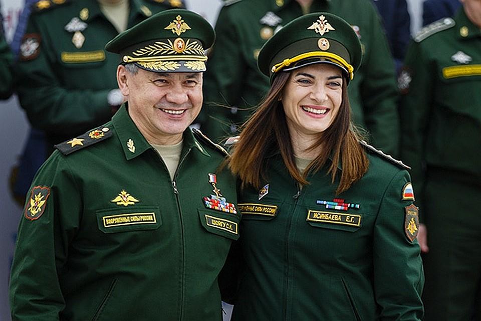 Z Elena Isinbayeva