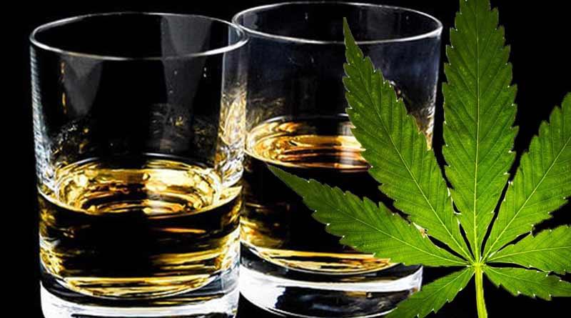 Алкохол и марихуана
