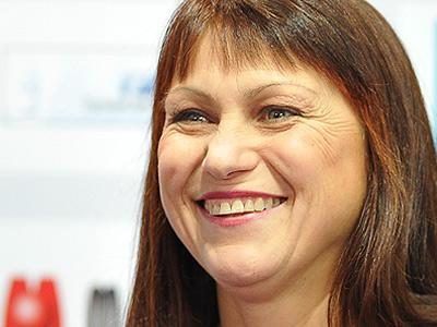 trener Marina Zueva