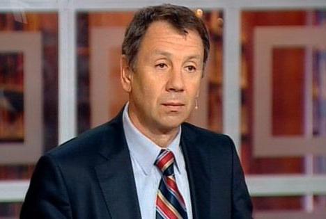 Markov Sergej politolog