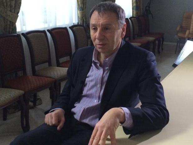 Sergey Markov Biografija politologa