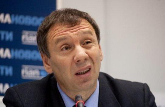 politički analitičar Markov Sergej A.