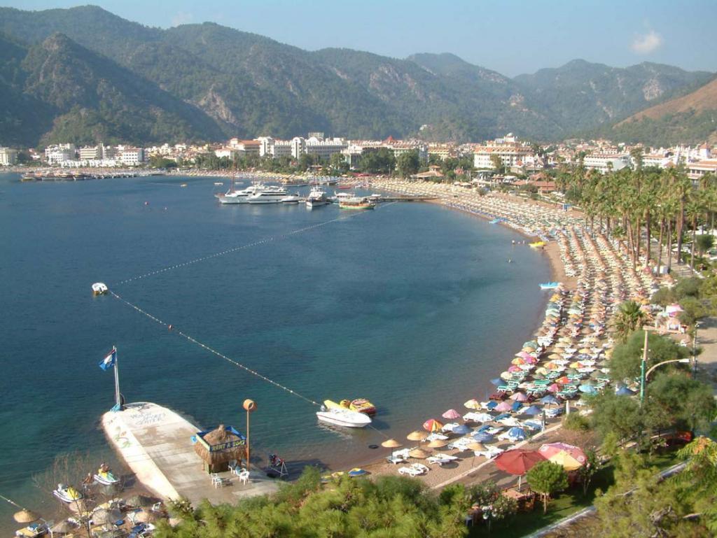 Odmaralište na obali