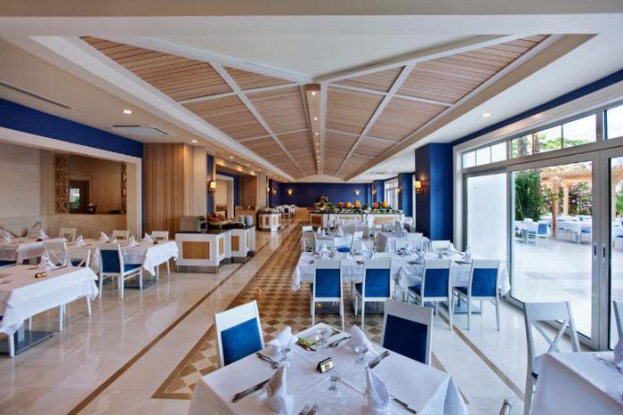 servizio alberghiero deluxe resort marmaris
