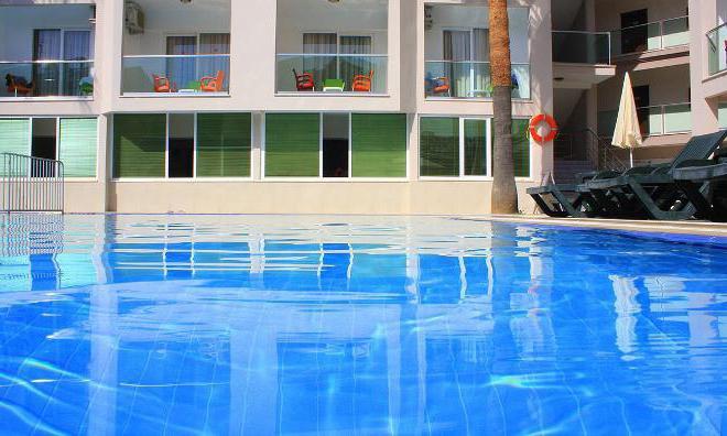 Descrizione del Marmaris Resort Delux Hotel